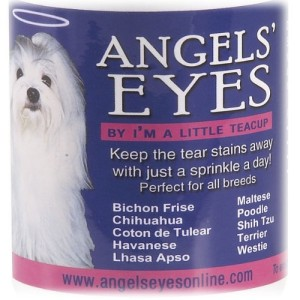 Angels Eyes Tear Stain Eliminator for Dogs and Cats